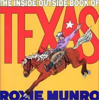 The Inside-Outside Book of Texas 1587170507 Book Cover