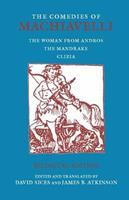The Comedies of Machiavelli : The Woman from Andros, the Mandrake Clizia 0874513308 Book Cover