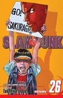 Slam Dunk, Vol. 26 1421533332 Book Cover