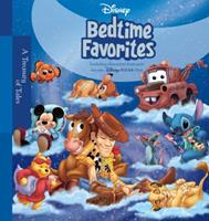 Disney Bedtime Favorites (Disney Storybook Collections) 1423104404 Book Cover