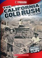 The California Gold Rush 0531230538 Book Cover