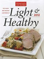 Light & Healthy 2011 1933615575 Book Cover