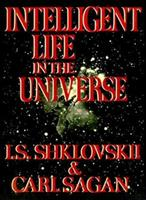 Intelligent Life in the Universe 0816279136 Book Cover