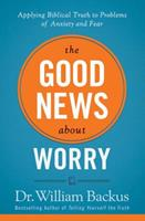 The Good News About Worry 1556611870 Book Cover