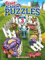 Beast Academy Puzzles 3 1934124583 Book Cover
