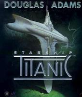Starship Titanic C/W95/Us 067155025X Book Cover