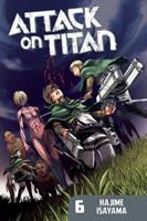 Attack on Titan, Vol. 6 1612622550 Book Cover