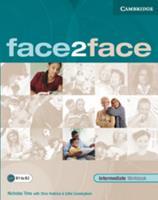 face2face Intermediate Workbook with Key (face2face) 0521676843 Book Cover