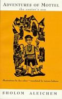 Мальчик Мотл (Malchik Motl): Russian edition 192906800X Book Cover