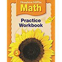 Math: Practice Workbook Grade 5 061838961X Book Cover