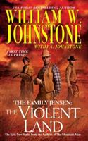 The Violent Land 0786028114 Book Cover