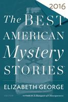 The Best American Mystery Stories 2016 0544527186 Book Cover