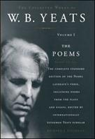 The Poems (The Collected Works of W. B. Yeats #1) 0333510615 Book Cover