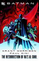 Batman: The Resurrection of Ra's Al Ghul 1401217850 Book Cover