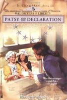 Patsy and the Declaration (Daughter's of Liberty) 0671001337 Book Cover