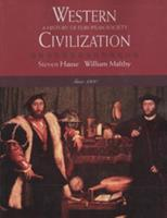Western Civilization: A History of European Society Since 1300 0534545416 Book Cover