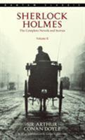 Sherlock Holmes: The Complete Novels and Stories Volume II 0553212427 Book Cover