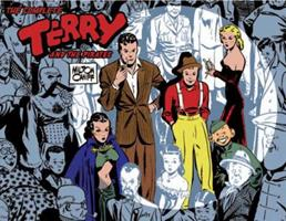 The Complete Terry And The Pirates Volume 1: 1934 - 1936: A Library Of American Comics Original 1600101003 Book Cover