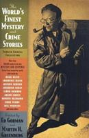 The World's Finest Mystery and Crime Stories: Fourth Annual Collection 0765308495 Book Cover
