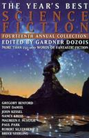 The Year's Best Science Fiction: Fourteenth Annual Collection 0312157037 Book Cover
