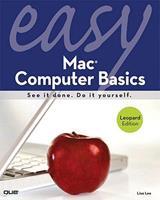 Easy Mac Computer Basics (Easy) 0789738082 Book Cover