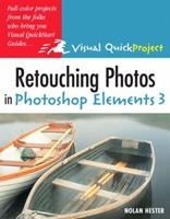 Retouching Photos in Photoshop Elements 3 0321321189 Book Cover