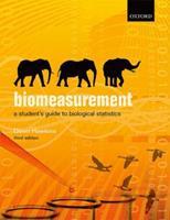 Biomeasurement: A Student's Guide to Biostatistics 0199650446 Book Cover