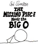 The Missing Piece Meets the Big O 0060256575 Book Cover