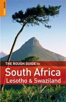The Rough Guide to South Africa 5 (Rough Guide Travel Guides) 185828449X Book Cover