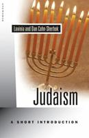 A Short Introduction To Judaism 1851681450 Book Cover