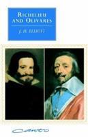 Richelieu and Olivares (Canto original series) 0521278570 Book Cover