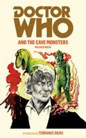 Doctor Who and the Cave Monsters 042611471X Book Cover