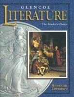 Glencoe American Literature, Student Edition, Grade 11 0026354233 Book Cover