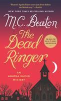 Agatha Raisin and the Dead Ringer 1250157692 Book Cover