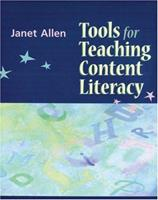 Tools for Teaching Content Literacy 1571103805 Book Cover