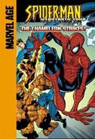 Spider-Man Team-Up: Fantastic Four: The Chameleon Strikes! 1599610051 Book Cover