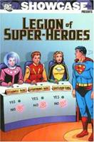 Showcase Presents: The Legion of Super-Heroes Volume 1 1401213820 Book Cover