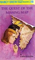 The Quest of the Missing Map 044809519X Book Cover
