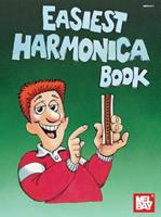 Mel Bay's Easiest Harmonica Book 087166982X Book Cover