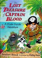 The Lost Treasure of Captain Blood (Gamebook) 1564028755 Book Cover