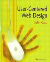 User-Centered Web Design 0201398605 Book Cover