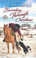 Barreling Through Christmas 1540669181 Book Cover