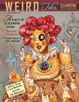 Weird Tales #355: The Steampunk Spectacular Issue 1434441482 Book Cover