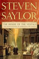 The House of the Vestals 0312964528 Book Cover