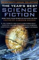 The Year's Best Science Fiction: Seventeenth Annual Collection 0312264178 Book Cover