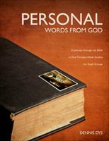 Personal Words from God: A Journey Through the Bible in Five Thirteen-Week Studies for Small Groups 1618620592 Book Cover