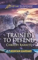 Trained to Defend 1335402543 Book Cover