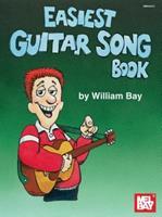 Mel Bay Easiest Guitar Song Book 0871669862 Book Cover