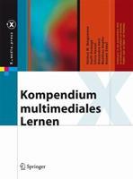 Kompendium multimediales Lernen (X.media.press) (German Edition) 3540372253 Book Cover
