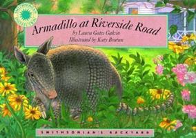 """Armadillo at Riverside Road (Micro Book & 7"""" Plush Armadillo) 1568993293 Book Cover"""